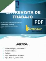 ENTREVISTA DE TRABAJO.pptx