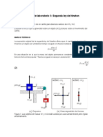 Bitácora Práctica de laboratorio 5 fisica newtoniana