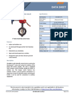 W.1.29.01 Butterfly Control Valve
