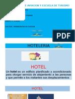 SESION 6 HOTELERIA