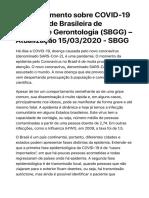 Posicionamento sobre COVID-19 - Sociedade Brasileira de Geriatria e Gerontologia.pdf.pdf.pdf