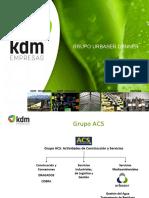 Presentación KDM EMPRESAS MARZO 2013