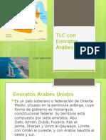 TLC con Emiratos Árabes Unidos (EAU)