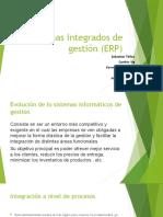 Sistemas integrados de gestión (ERP)