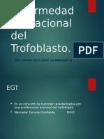 Enfermedad Gestacional del Trofoblasto (EGT)