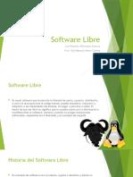 Software Libre Luis Ricardo Villanueva Zamora