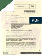 CIRCULAR_25-2019_PERIODO_VACACIONES_COLECTIVAS_2