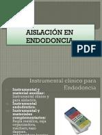 AISLACIÓN EN ENDODONCIA.pdf