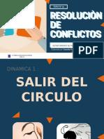 Resolución de conflictos - diapositivas
