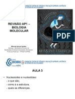 Revisão AP1 - Biologia Molecular