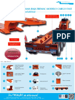 Ficha técnica Tremac Cargo Fast 50 Ton