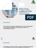 practical lubrication