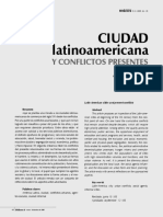 ciudad latinoamericana y conflictos presentes.pdf