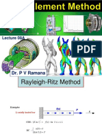 24 FEM Lecture 8 on 7th Oct 2019 (79) Rayleigh Ritz Method