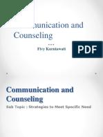 Komunikasi dan Konseling_Elderly n Terminal Ill