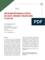 Dialnet-EducarParaRecuperarLaEsteticaDelSujetoTensionesYDe-6064973