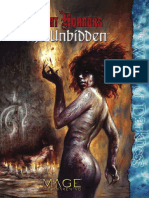 Mage the Awakening - Night Horrors - The Unbidden.pdf