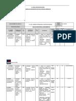 Evaluacion 2 Anexo 1A TABLA DE ESPECIFICACIONES Comercio Internacional y Gestion Documental