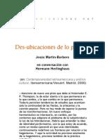 Desubicaciones de lo popular -conversación de Martín-Barbero con H. Herlinghaus