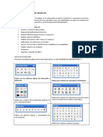 Tutorial para el uso de Mathcad