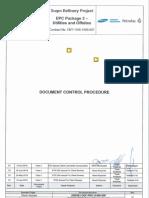 DRP001-OUF-PRO-U-000-008-A1 Doc Control Procedure