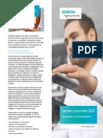 Brochure Siemens Cerca Web 2020