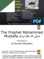 Seerah P1 - Aqida & Love for Prophet