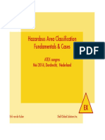 ATEX Shell Hazardous Area Classification Fundamentals