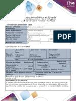Guía para el uso de recursos educativos - Tutoriales de competencias comunicativas 50010