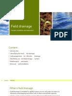 Field drainage.pptx