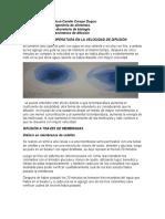 informe biologia fenomenos de difusion