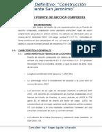Diseño de Puente de Sección Compuesta