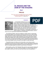 Gog Magog and the Kingdom of the Khazars