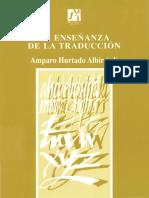 La enseñanza de la traduccion HURTADO ALBIR.pdf