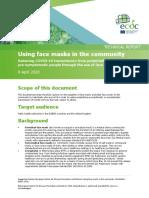 COVID-19-use-face-masks-community