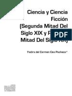 Ciencia y Ciencia Ficcion -Segunda Mitad Del Siglo XIX y Primera Mitad Del Siglo XX.pdf