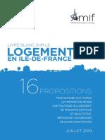 LivreBlancLogementenIdf_16propositions-juillet2019