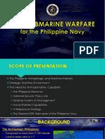 Future Anti-Submarine Warfare ASW Capability