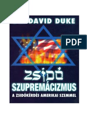 látvány a zsidóknál)
