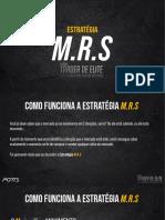 Estratégia MRS - Ports Trader