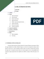 Estructura Del Extremo de Popa