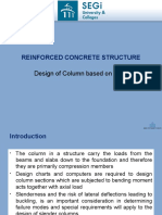 Reinforced Concrete Structure (Column Design based on EC2)