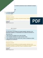 Actividad 1 - Evaluación Inicial - Evaluar Presaberes bioquimica metabolica