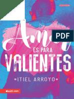 Amar es para Valientes (Spanish Edition).pdf