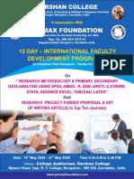 12 Days SPSS Workshop