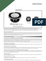 Fostex_FE103SOL_Manual
