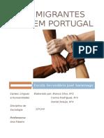 Imigrantes em Portugal - Sociologia