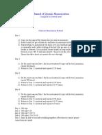 manual-of-quranic-memorization