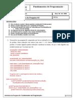 Atividade de Pesquisa 02 - Fundamentos da Programação 3