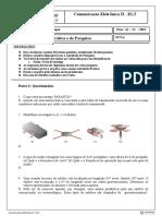 Atividade Prática - Comunicação Eletrônica II